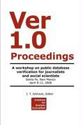 Ver 1.0 Workshop Proceedings