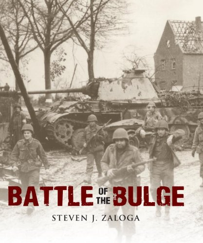 Battle of the Bulge (General Military) - Steven Zaloga