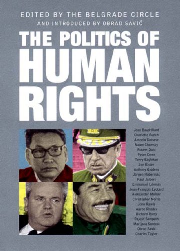 The Politics of Human Rights - Belgrade Circle