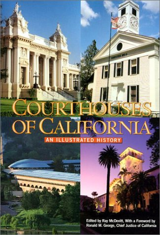 Courthouses of California - Ray McDevitt