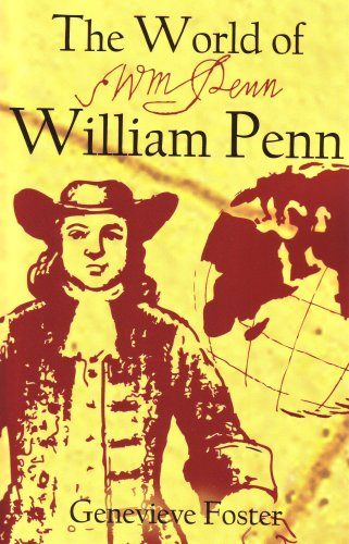 The World of William Penn - Genevieve Foster