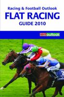 Racing and Football Outlook Flat Racing Guide
