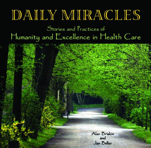 Daily Miracles: Stories and Practices of Humanity and Excellence in Health Care - Alan Briskin; Jan Boller