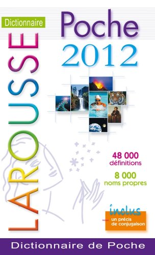 Larousse De Poche 2012 Fl (French Edition) - Collectif; Larousse Staff