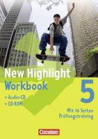 New Highlight 5: 9. Schuljahr. Workbook