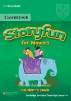 Storyfun for Starters, Movers, Flyers. Movers. Student's Book