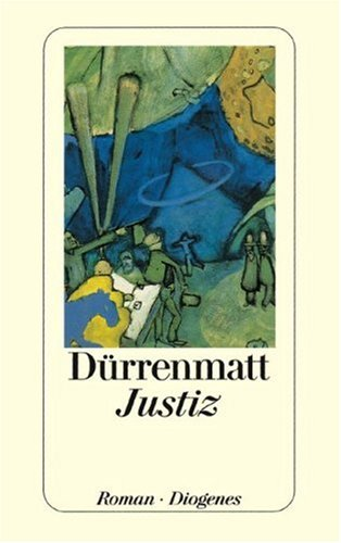 Justiz (German Edition) - Friedrich Durrenmatt