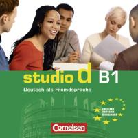 studio d B1. Gesamtband 3. 2 Audio-CDs