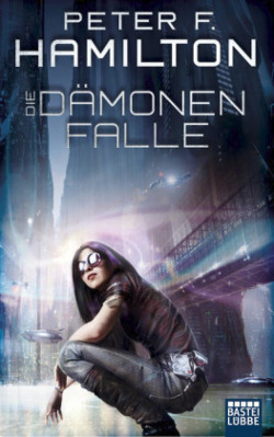 Die Dämonenfalle: Roman: Science Fiction