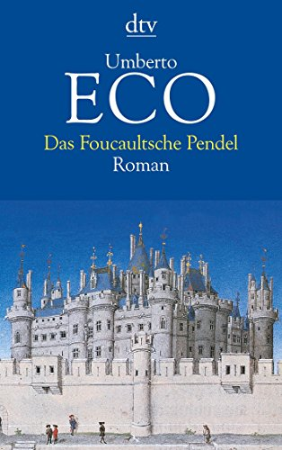 Das Foucaultsche Pendel (Fiction, Poetry  &  Drama) (German Edition) - Eco