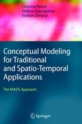 Conceptual Modeling for Traditional and Spatio-Temporal Applications