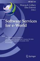 Software Services for e-World