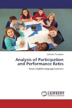Analysis of Participation and Performance Rates - Thompson, Liselotte