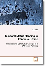 Temporal Metric Planning in Continuous Time - Shin, Ji-Ae