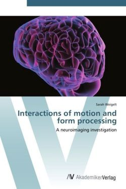 Interactions of motion and form processing - Weigelt, Sarah
