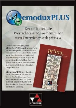 MemoDux Plus. Prima A. CD-ROM für Windows Vista/XP/2000