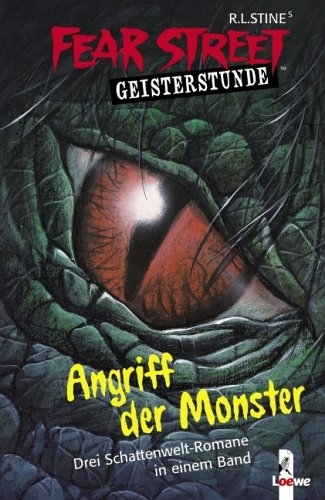 Angriff der Monster - L. Stine, Robert