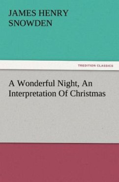 A Wonderful Night, An Interpretation Of Christmas