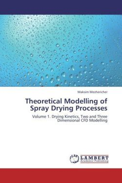 Theoretical Modelling of Spray Drying Processes