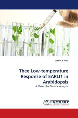 Thee Low-temperature Response of EARLI1 in Arabidopsis