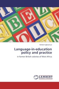 Language-in-education policy and practice