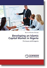 Developing an Islamic Capital Market in Nigeria - Oladapo, Ibrahim Abiodun