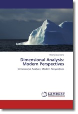Dimensional Analysis: Modern Perspectives