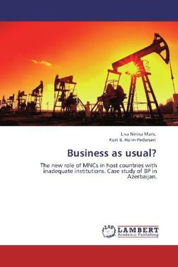 Business as usual? - Maric, Liva Nirina / Kurt B. Holm Pedersen