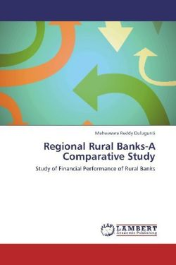Regional Rural Banks-A Comparative Study