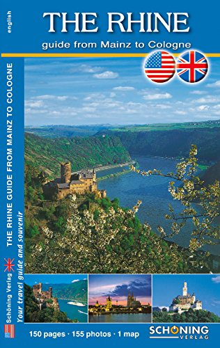 Kootz, W: The Rhine: guide from Mainz to Cologne - Wolfgang Kootz