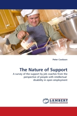 The Nature of Support - Cookson, Peter