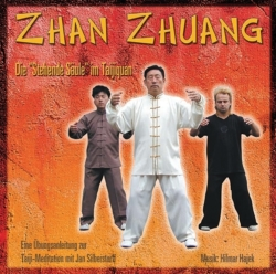 Zhan Zhuang, Audio-CD