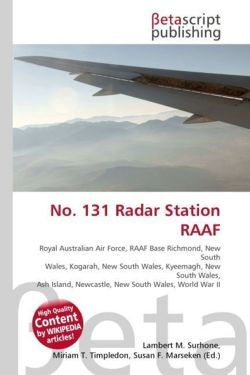 No. 131 Radar Station RAAF