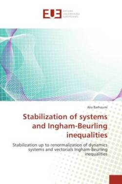 Stabilization of systems and Ingham-Beurling inequalities - Barhoumi, Alia