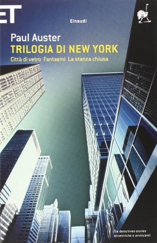 Trilogia DI New York (Italian Edition) - Paul Auster