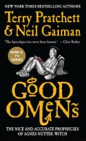 Good Omens: The Nice and Accurate Prophecies of Agnes Nutter, Witch - Gaiman, Neil / Pratchett, Terry