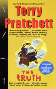 The Truth (Discworld Series #25) - Terry Pratchett