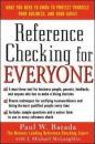 Reference Checking for Everyone - Paul Barada