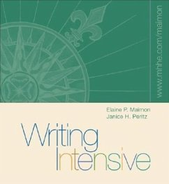Writing Intensive with Student Access to Catalyst [With Student Access to Catalyst] - Maimon, Elaine P. Peritz, Janice