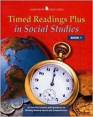 Timed Readings Plus in Social Studies: Book 2