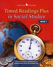 Timed Readings Plus in Social Studies: Book 3 - McGraw-Hill -. Jamestown Education, Glencoe/