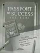 Passport to Success Notebook