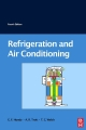 Refrigeration and Air-Conditioning - G F Hundy;  A. R. Trott;  T C Welch