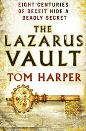 The Lazarus Vault - Harper, Tom