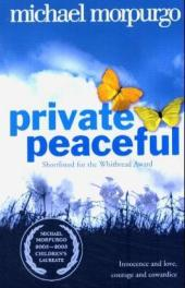 Private Peaceful. Mein Bruder Charlie, English edition - Michael Morpurgo