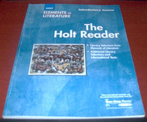 Holt Reader Grade 6: Introductory Course