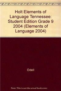 TN Se Elements of Language 2004 G 9