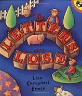 The Letters Are Lost - Ernst, Lisa Campbell