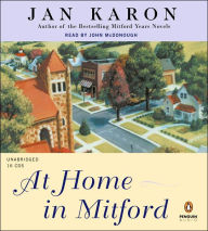 At Home in Mitford (Mitford Series #1) - Jan Karon