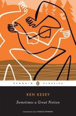Sometimes a Great Notion - Ken Kesey (author), Charles Bowden (introduction)